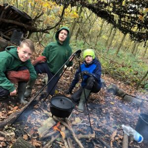 forest school provision for schools